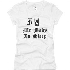 I Rock My Baby To Sleep