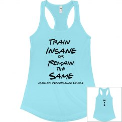 Train Insane MPD Tank