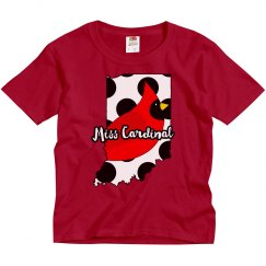 Youth T shirt (red)