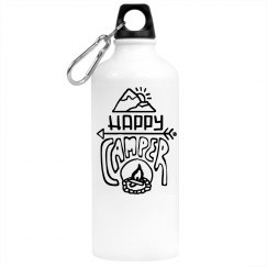 Happy Camper Water Bottle