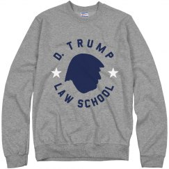 D. Trump Law Sweater