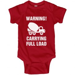 Warning, Full Load.