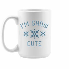I'm Snow Cute This Winter