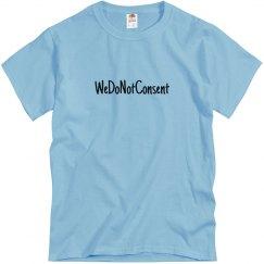 WeDoNotConsent