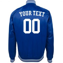 Custom Text Sports Fan Gear
