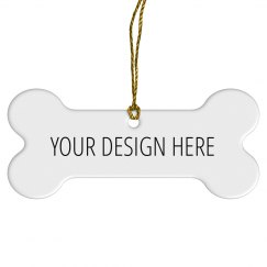 Design Your Own Pet Ornament