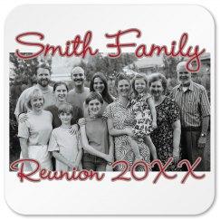 Family Reunion Coaster