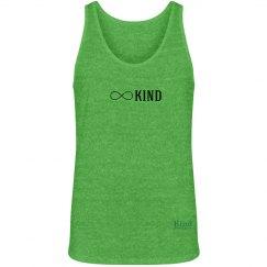 Infinite kind mens tank