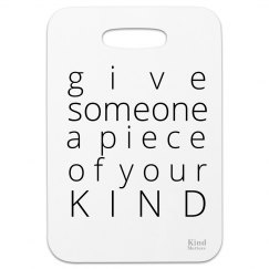 Bag tag Give a Piece of Mind