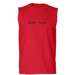 kind > hate
