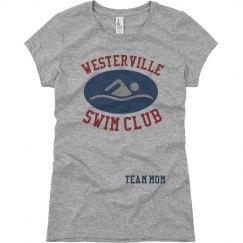 Westerville Swim Team Mom