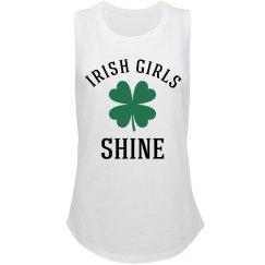Metallic Irish Girls Shine