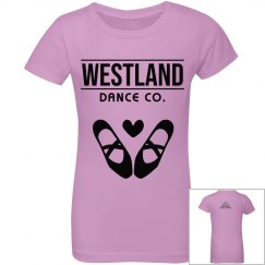 Westland dance co. youth tutu tank