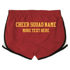 Custom Cheer Squad Name
