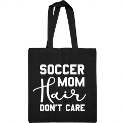 Mom Hair Soccer Mom Bags