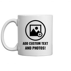 Father's Day Custom Mugs For Dad