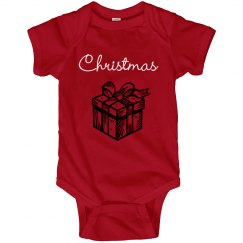 Christmas Infant Onesies