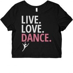 LIVE LOVE DANCE