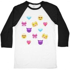 Emoji Fashion Queen