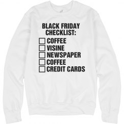 Your Black Friday List
