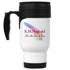 K.M.Neuhold travel mug
