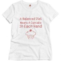 Well Balanced Diet