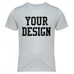 Design a Custom Youth Triblend
