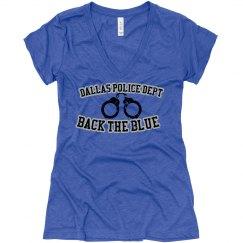 DPD Cuffs Back the Blue