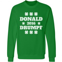 Cozy Irish Donald Drumpf
