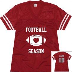 Football Season Jersey