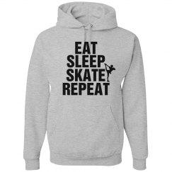 Eat sleep skate repeat