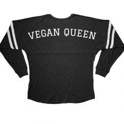 I Am A Vegan Queen