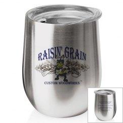 Raisin' Grain Tumbler