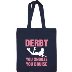 Derby Bruise Tote