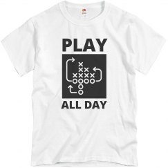 Play Football All Day
