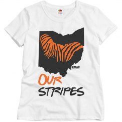 Owning our stripes Tee