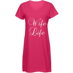 Wife Life Nighty