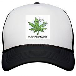 SWAMPRAT FARMS SNAPBACK HAT