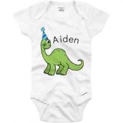 Dinosaur Birthday Boy