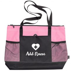Custom Nurse Bags Add Name & Text