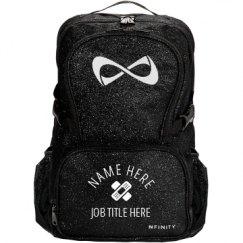 Nfinity Sparkle Backpack Bag