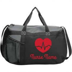 Nurse Love Duffle Bag