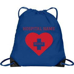 Custom Hospital Nurse Drawstring