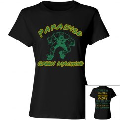 Paradise Green Machine/Football Mom