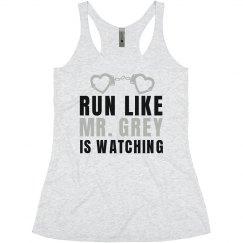 Run Towards Mr. Grey