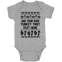 Customize Your Own Turkey Trot Ugly Sweater