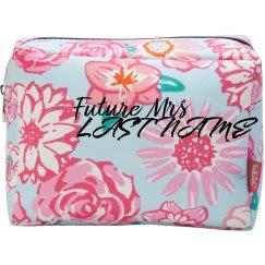 Custom Future Mrs. Makeup Bag