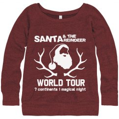 Santa and the Reindeer World Tour