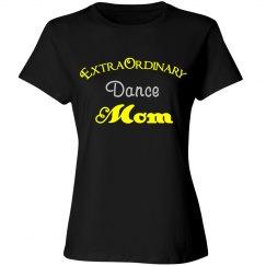 EOP Dance Mom (yellow w/Rhinestone)
