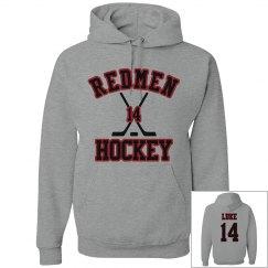 REDMEN Hockey Hoodie